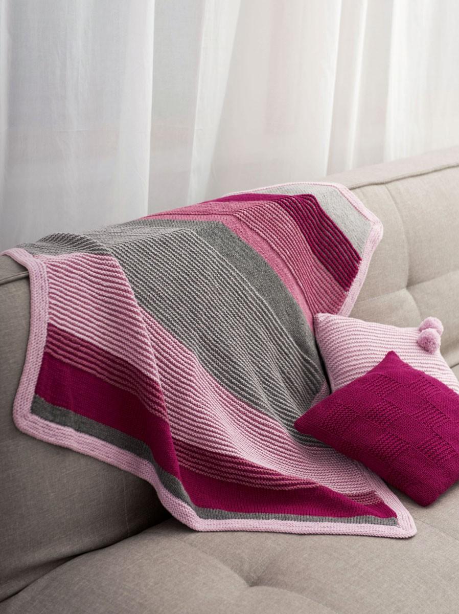 DECKE Cool Wool Big von Lana Grossa