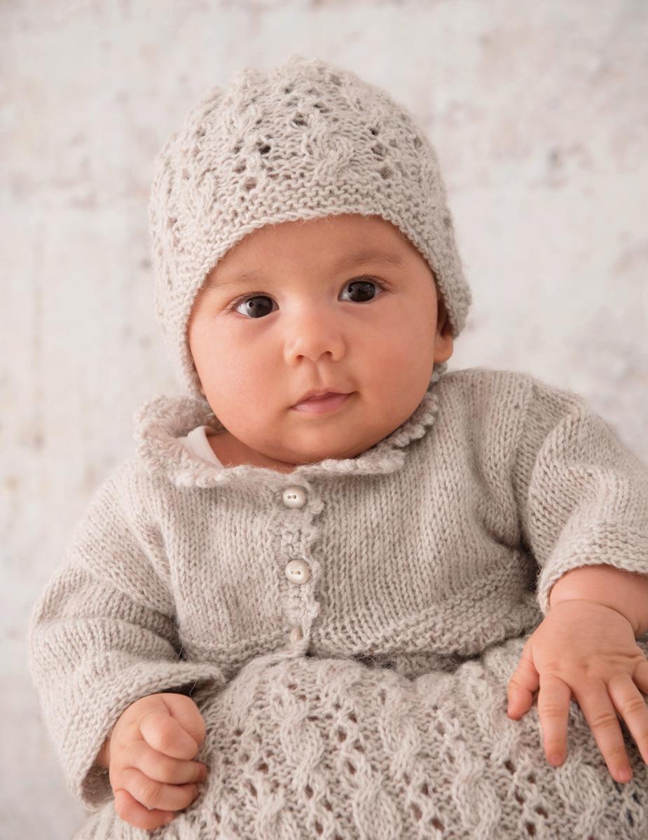 Mütze Ecopuno Filati Infanti No 14 Modell 9 Von Lana Grossa