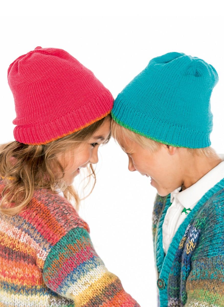 WENDEMÜTZE Cool Wool von Lana Grossa