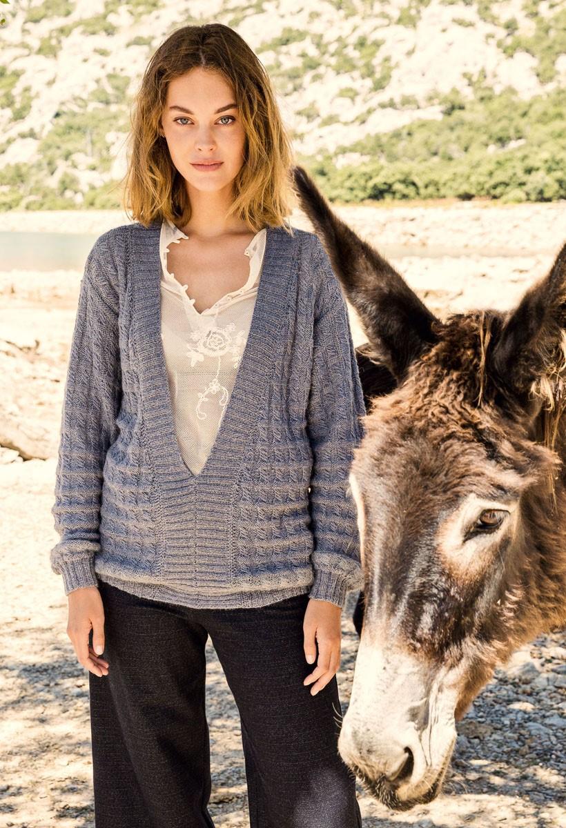 PULLI Alpaca Peru 200/Silkhair von Lana Grossa