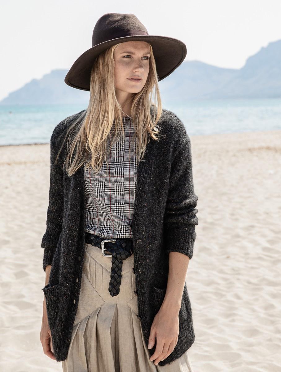 JACKE Peru Tweed von Lana Grossa
