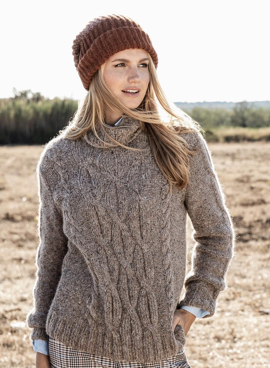 PULLI Peru Tweed von Lana Grossa