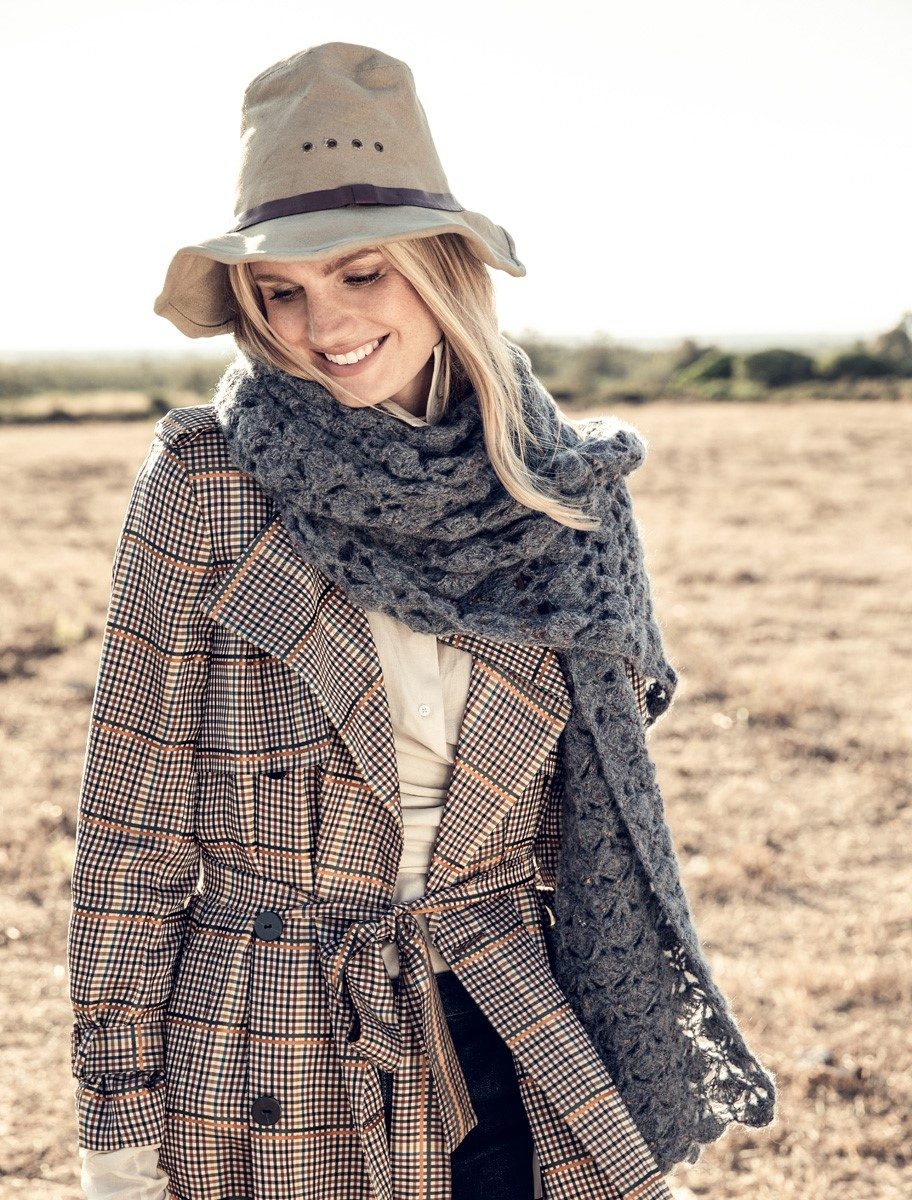 SCHAL Peru Tweed von Lana Grossa