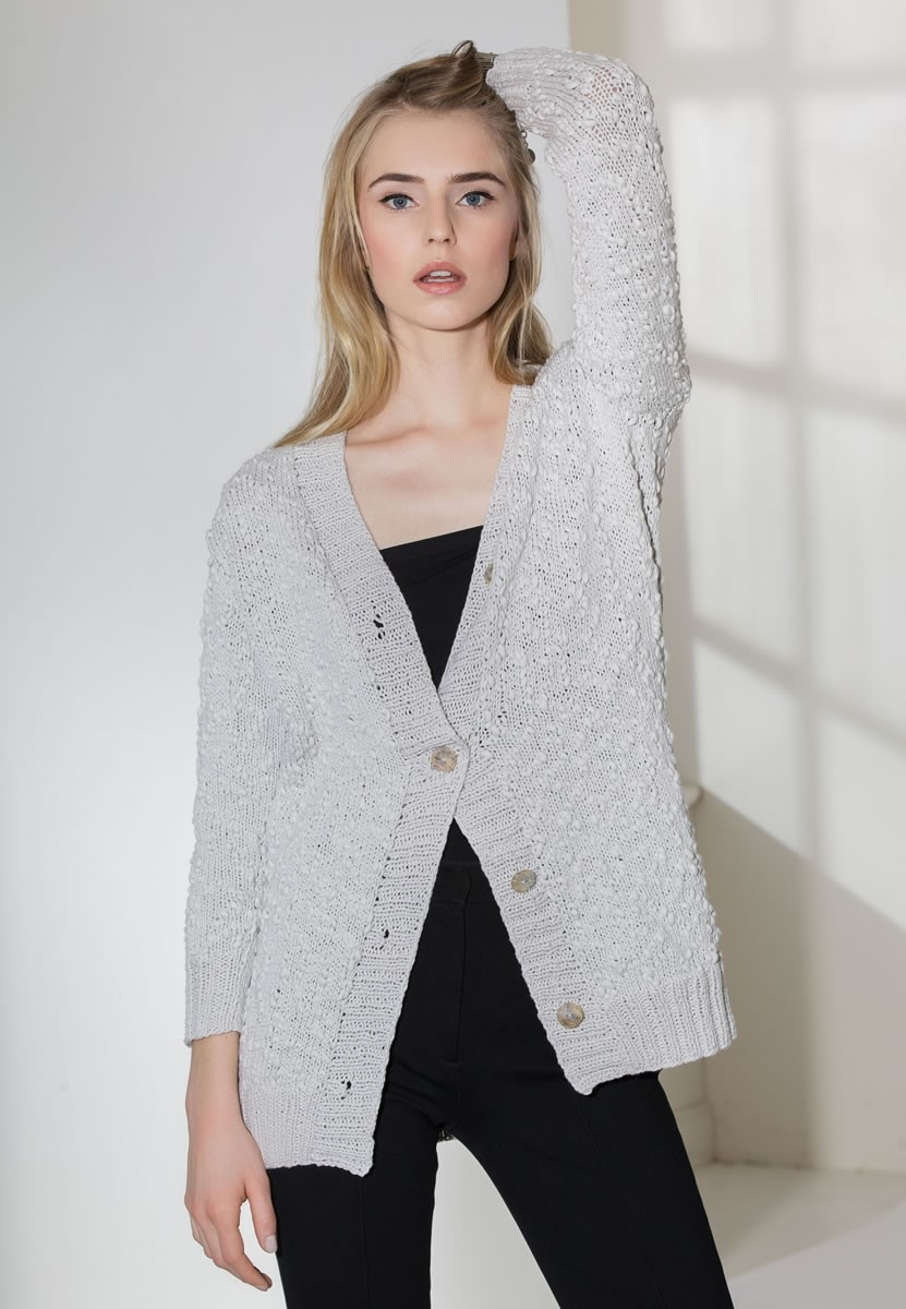 JACKE Cotton Style/Only Cotton von Lana Grossa