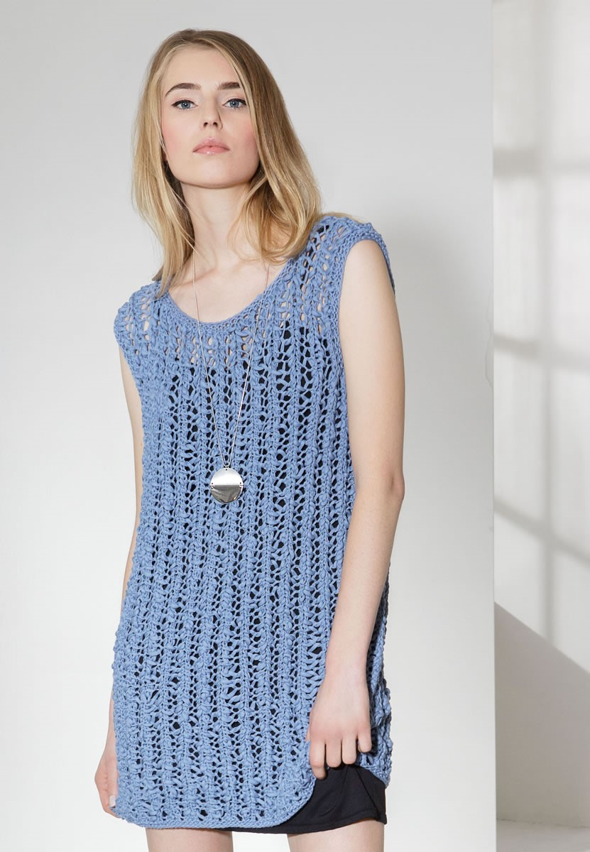 TUNIKA Cotton Style/Only Cotton von Lana Grossa
