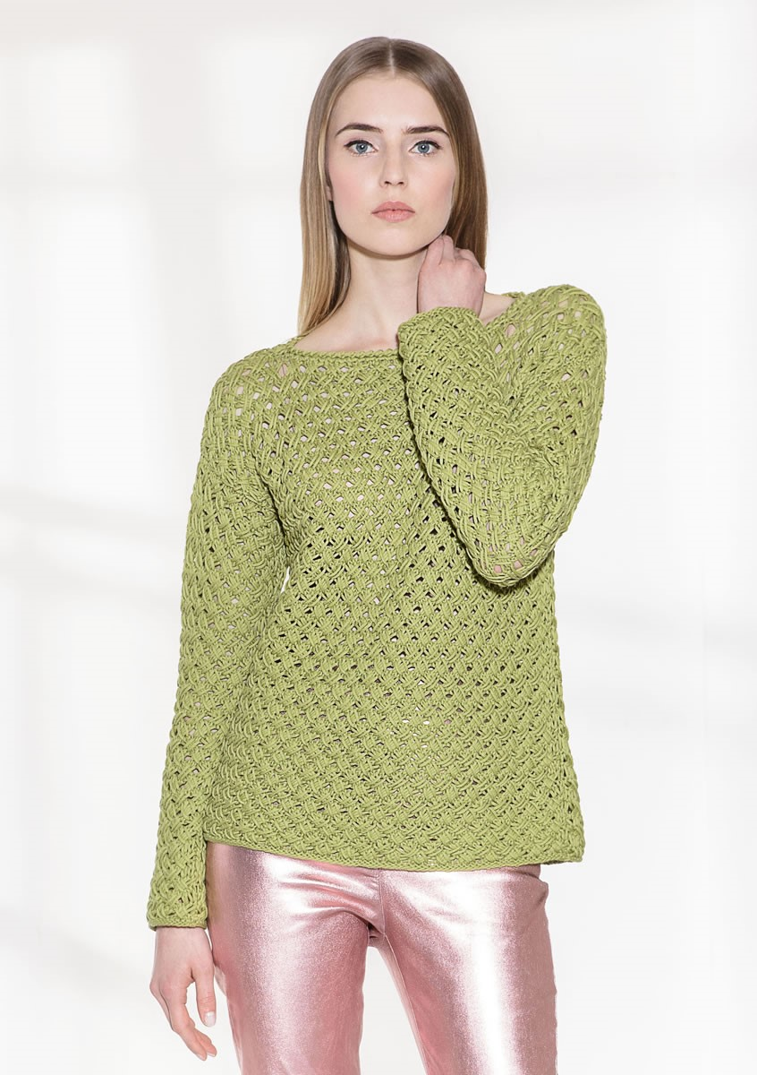 PULLOVER Only Cotton von Lana Grossa