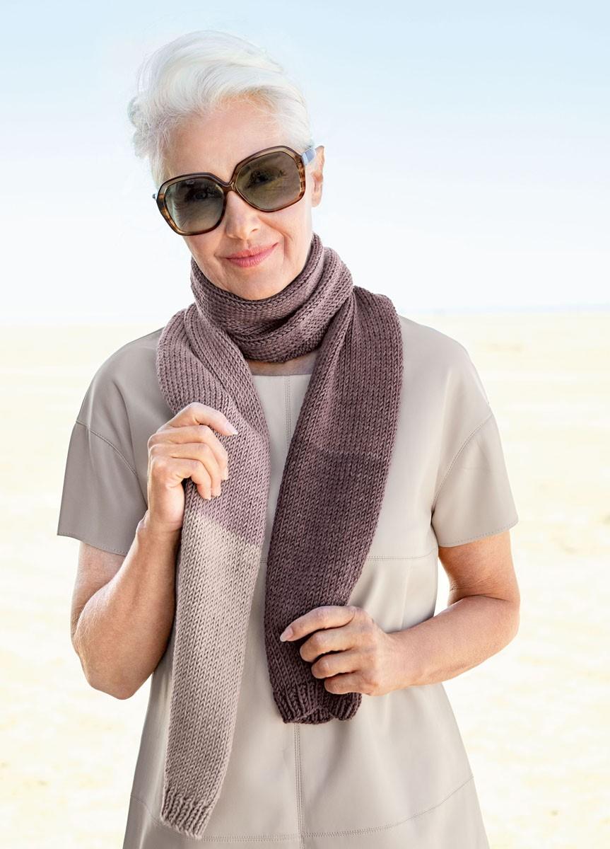 SCHAL Cool Wool Big 1:1 von Lana Grossa
