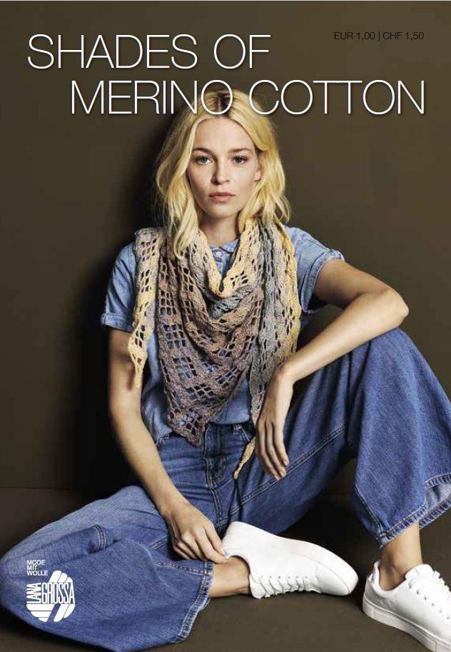 SHADES OF MERINO COTTON Flyer 3 von Lana Grossa