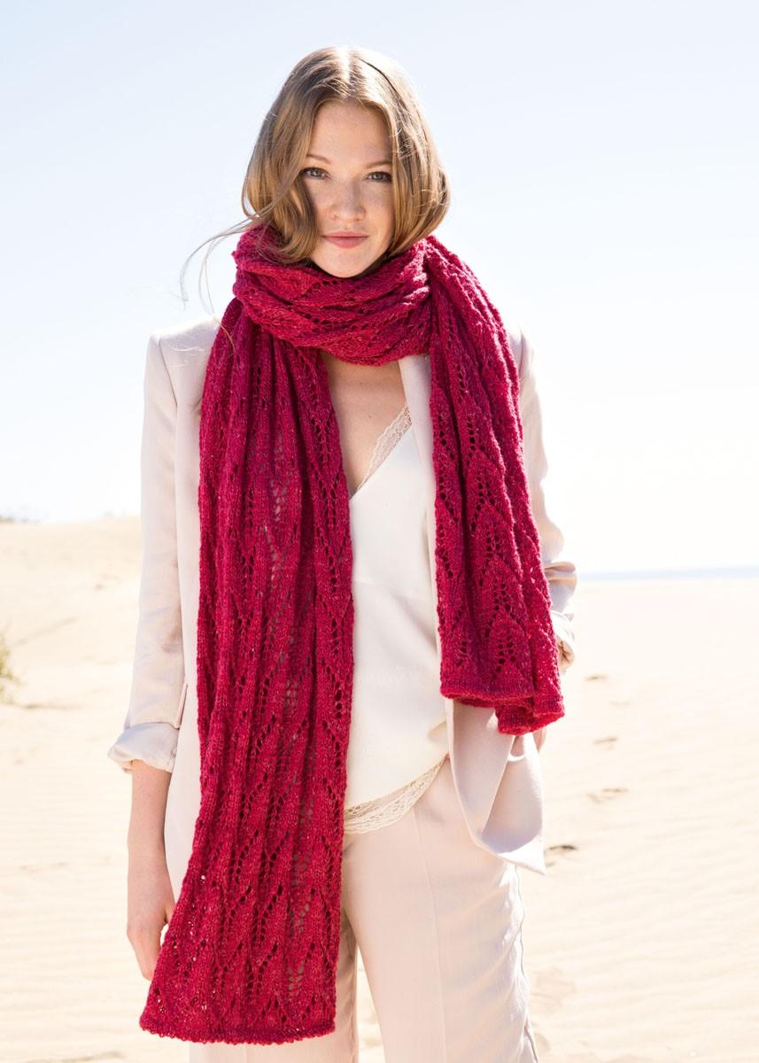 STOLA Slow Wool Lino von Lana Grossa