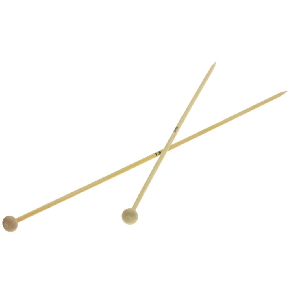 Jackenstricknadel Bambus St. 3,5 von Lana Grossa
