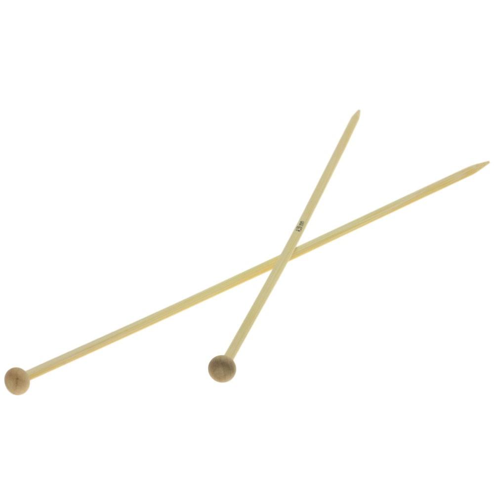 Jackenstricknadel Bambus St. 4,5 von Lana Grossa