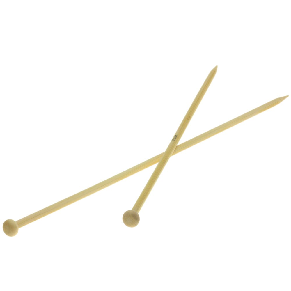 Jackenstricknadel Bambus St. 5,5 von Lana Grossa
