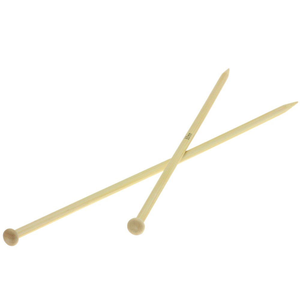 Jackenstricknadel Bambus St. 6,5 von Lana Grossa