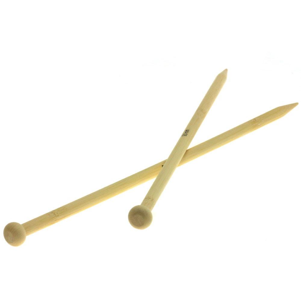 Jackenstricknadel Bambus St. 9,0 von Lana Grossa