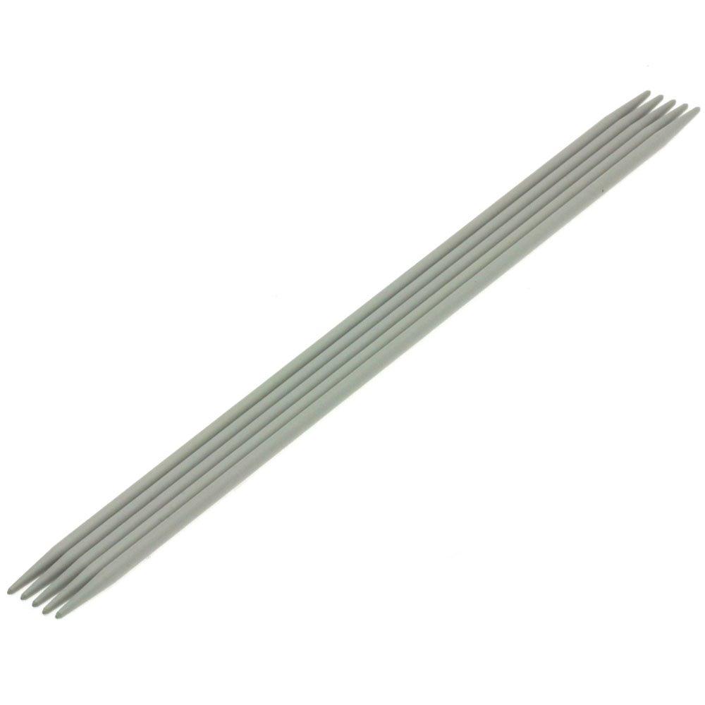 Nadelspiel Aluminium St. 3,5/20cm von Lana Grossa