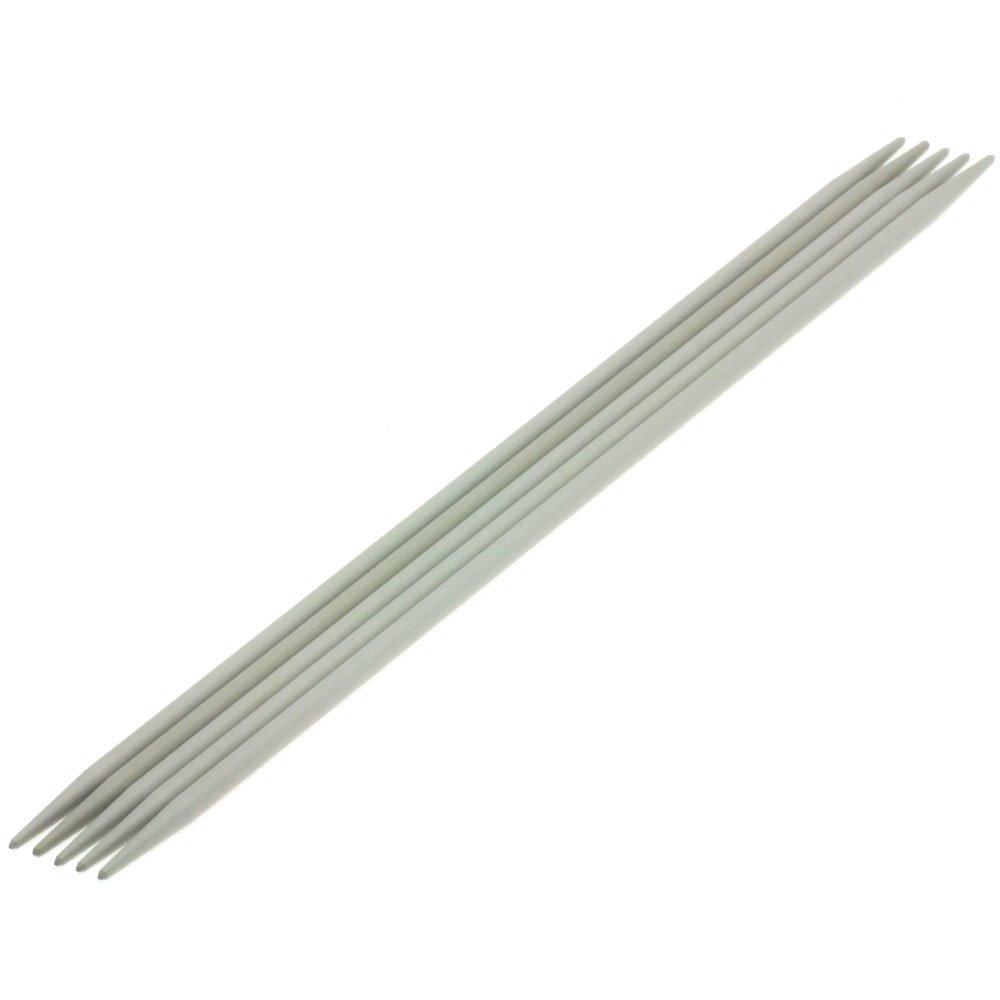 Nadelspiel Aluminium St. 4,0/20cm von Lana Grossa