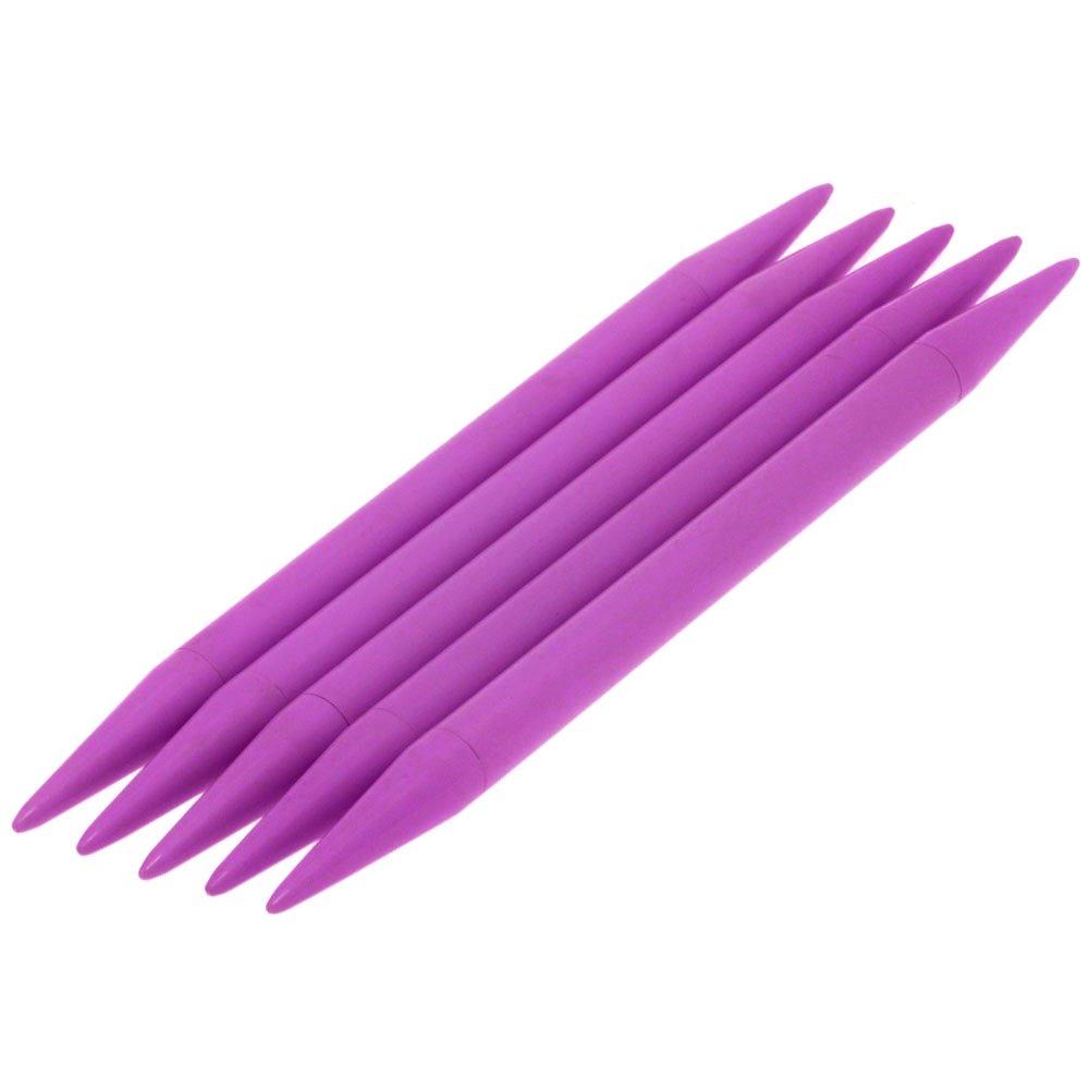 Nadelspiel Kunststoff St.12,0/20cm von Lana Grossa