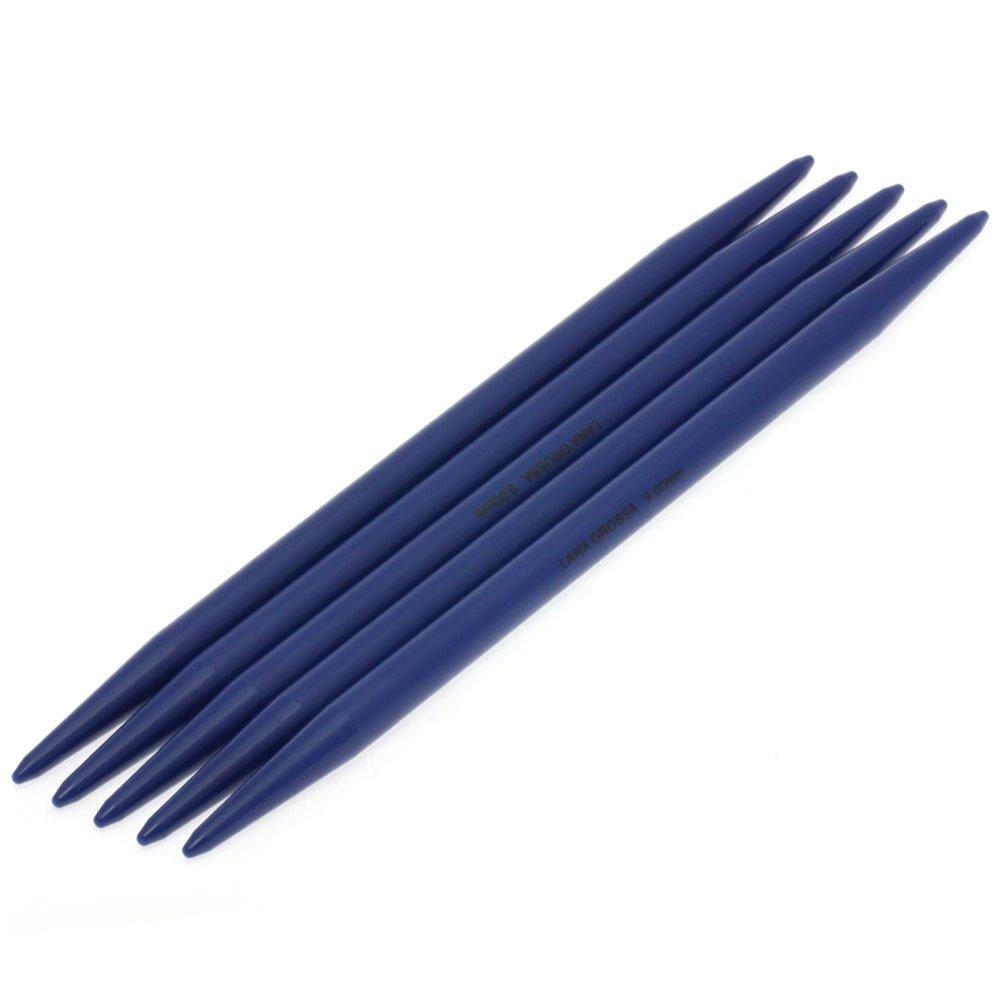 Nadelspiel Kunststoff St. 9,0/20cm von Lana Grossa