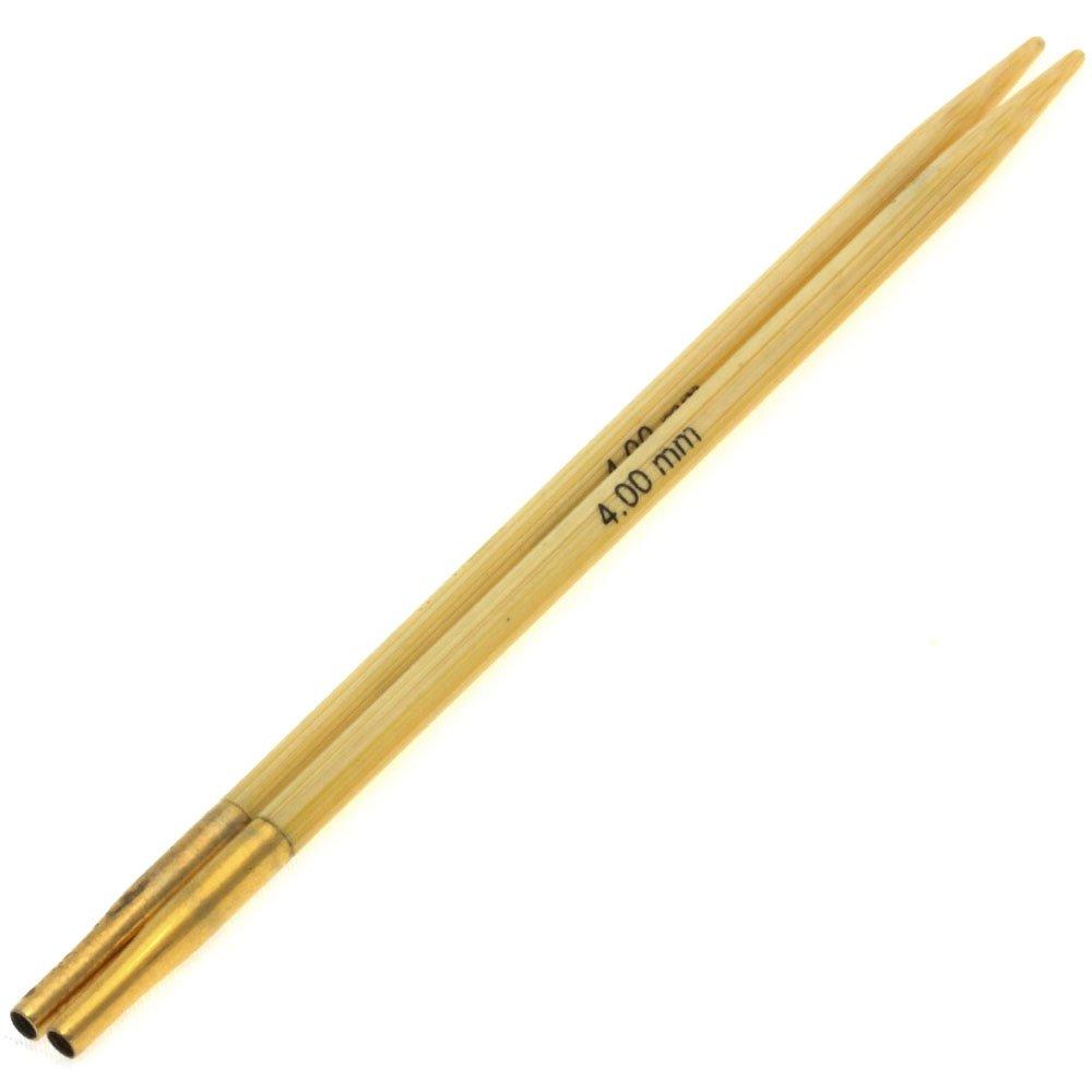 Nadelspitzen Vario Bambus St. 4,0 von Lana Grossa