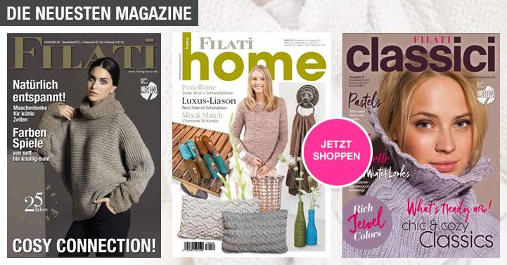 Neue Lana Grossa Magazine