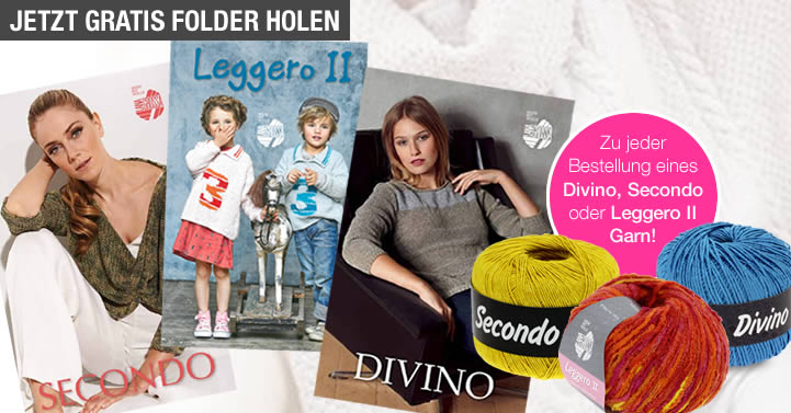 Secondeo, Divino oder Leggero II Folder kostenlos