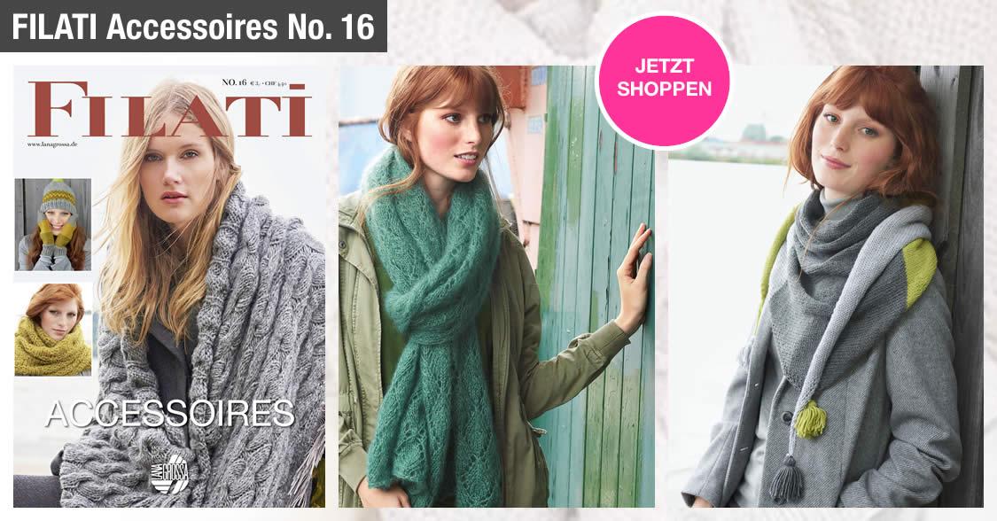 FILATI Accessoires No. 16 - von Lana Grossa