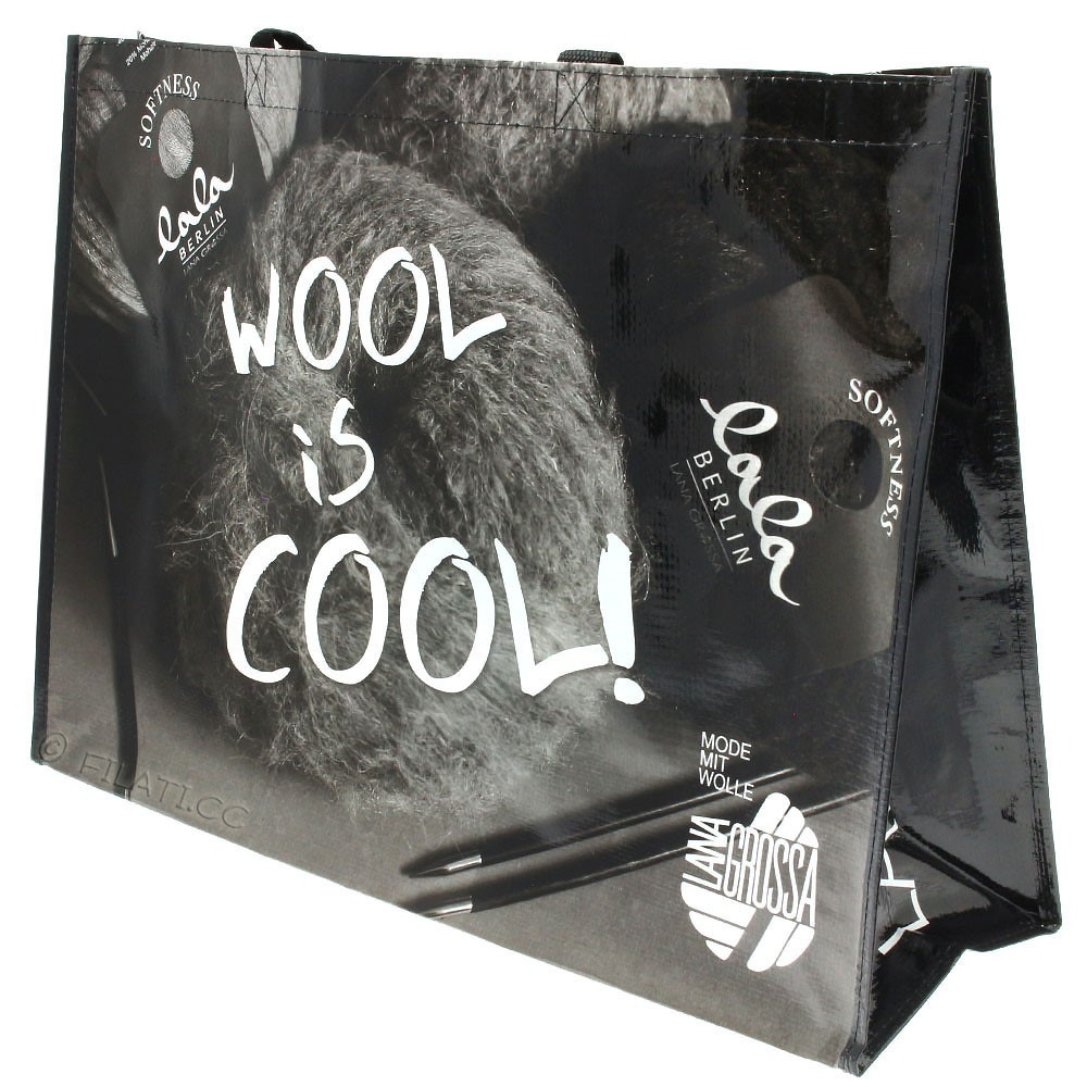 Shopper WOOL IS COOL - 2 von Lana Grossa