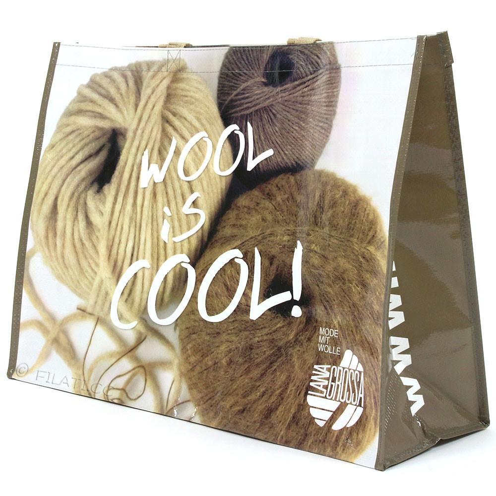Shopper WOOL IS COOL - 1 von Lana Grossa