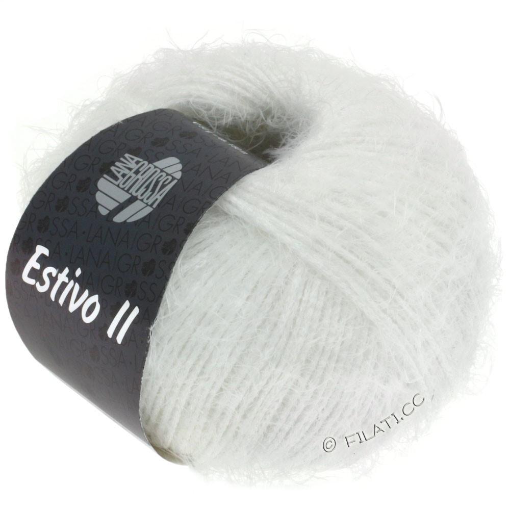 ESTIVO II - von Lana Grossa | 13-Weiß