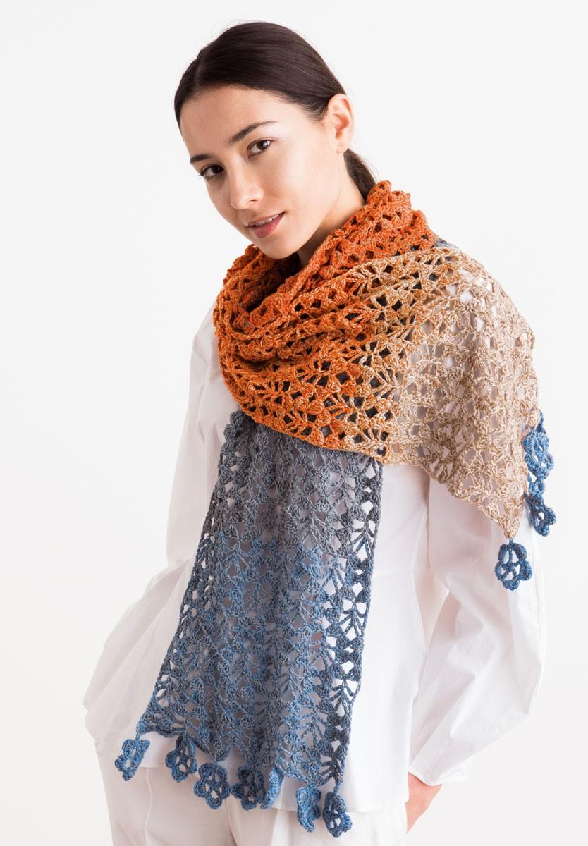 SCHAL Shades of Merino Cotton von Lana Grossa